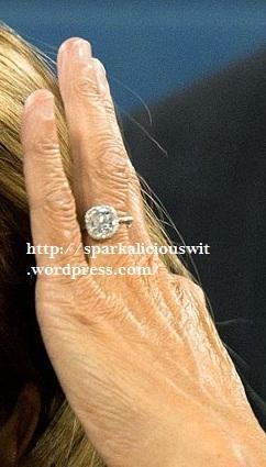 A stunning ring up close